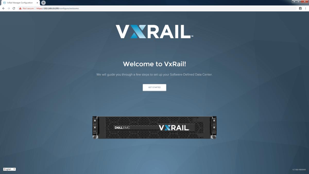VxRail