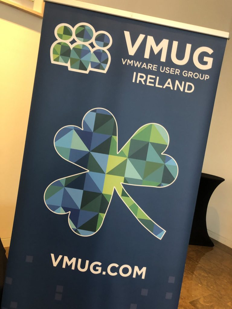 Ireland VMUG VMware User Group